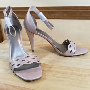 NWT Worthington Heels in Rose Gold, sz 11m